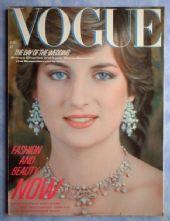 Vogue Magazine - 1981 - August